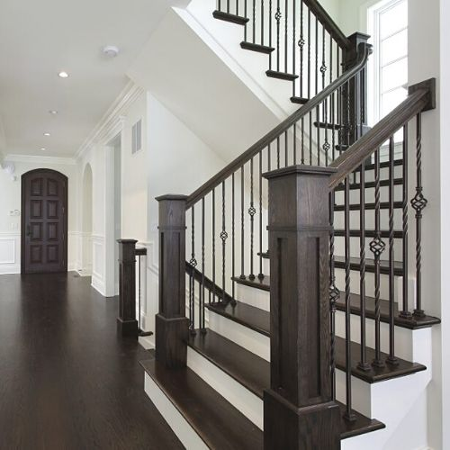DKR Joinery Bespoke Staircase