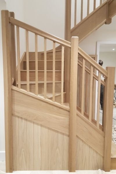 Top Image Stairs | DKR Joinery