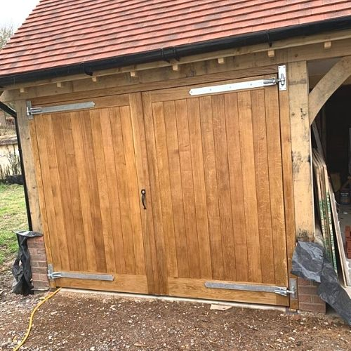 About Barn Door | DKR Joinery