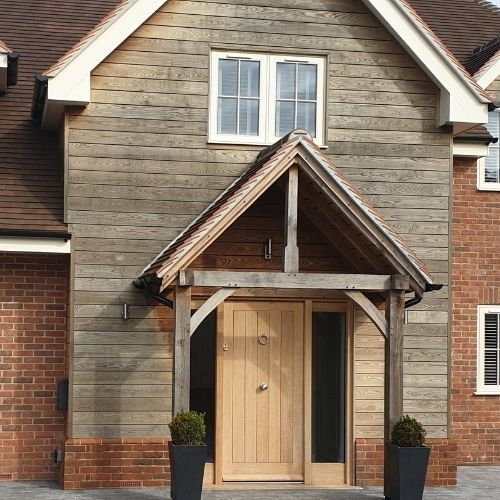 About Front Door | DKR Joinery