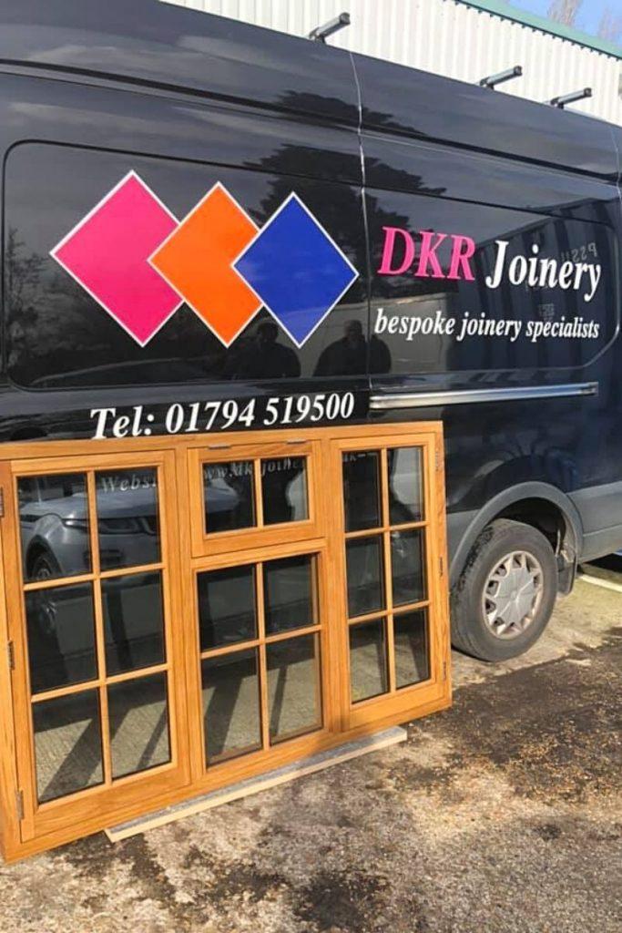 DKR for BeSpoke Joinery in Romsey | DKR Joinery