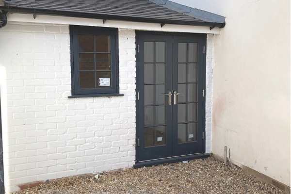 Whatever springs to mind when you think of doors, here at DKR Joinery, we can make it. Our handcrafted real wood timber doors are made to measure for a perfect fit.