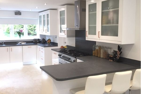 Here at DKR Joinery, we pride ourselves on our bespoke hand-made kitchens. They're all made to measure and made to suit the design and style of your home